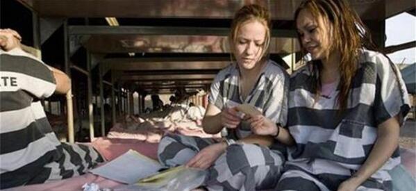 """""""颜值""""最高的监狱,女囚凭美貌入住,出狱后竟做这事"""