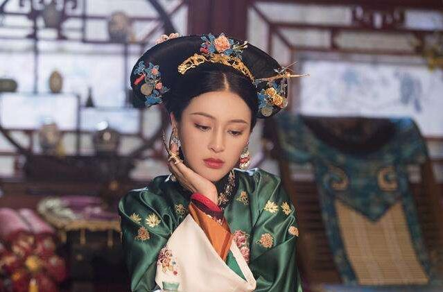 惇妃为65岁的乾隆生了一个女儿,乾隆为何赏两根黄瓜给她?