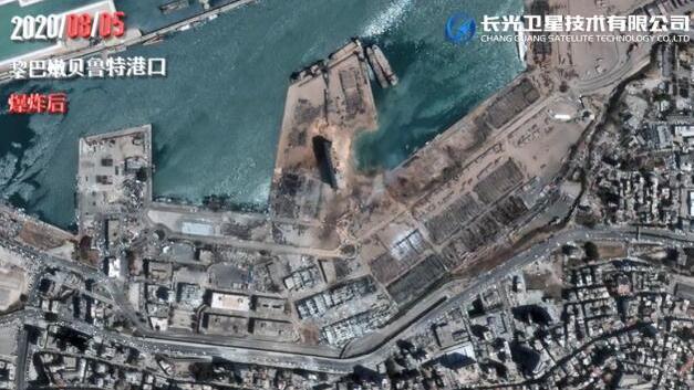 中国不再隐藏实力!太空直播黎巴嫩爆炸现场,画面太震撼