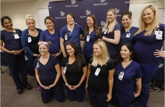 医院同科室16名护士集体怀孕!原因成谜,有人怀疑……