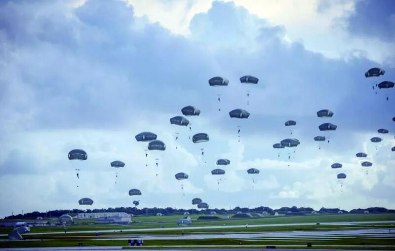 美军要占领中国在南海的岛礁?!