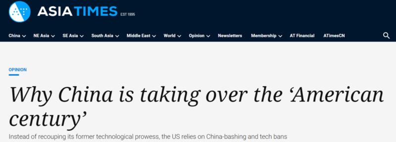特朗普为什么变本加厉挑衅中国?答案可能在于这句话