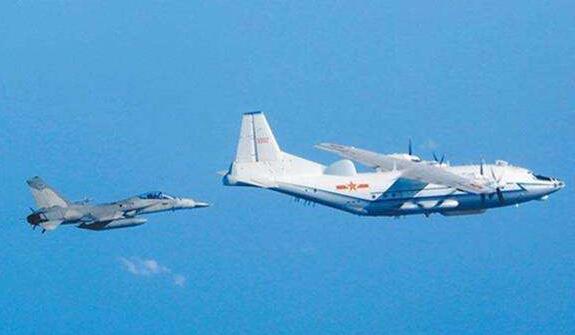 国台办霸气发声:解放军战训活动是针对台海形势的必要行动!