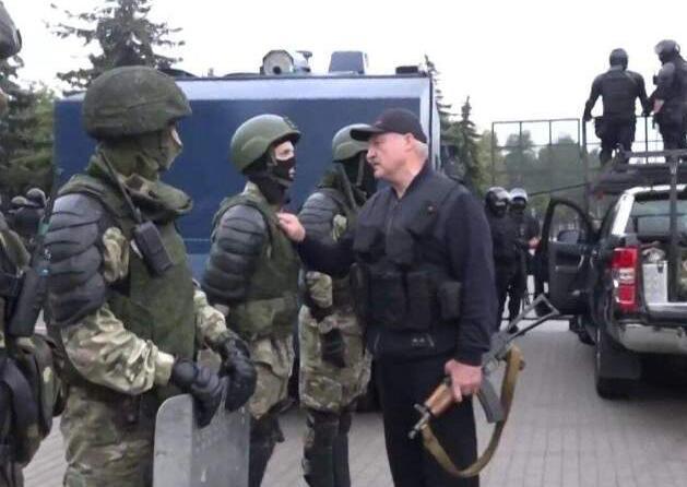 突发!欧洲议会将不承认卢卡申科为白俄罗斯总统