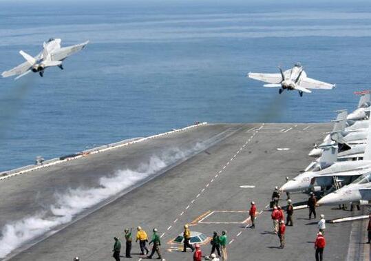 美将军妄言:美增加航母数量是英明抉择,只因遏制中国威胁