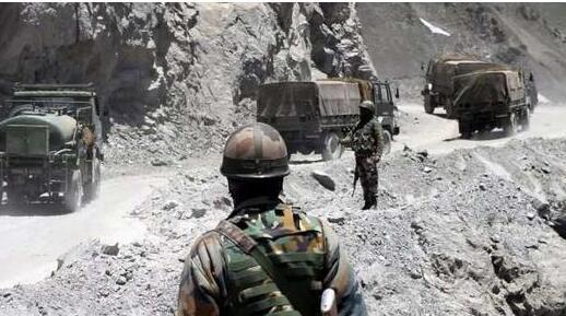 口是心非?印度陆军要再增援一个师前往中印边境