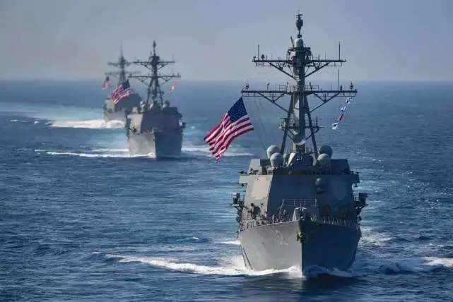 美智库开门见山:美国若介入台海冲突 或将付出空前代价