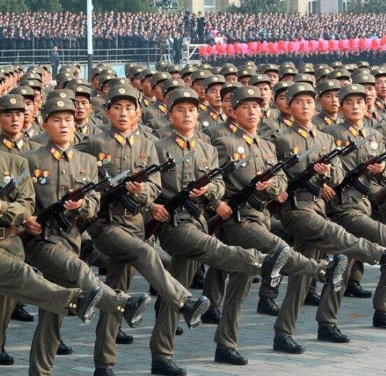 美智库:时隔两年,朝鲜阅兵或要再次展示它!