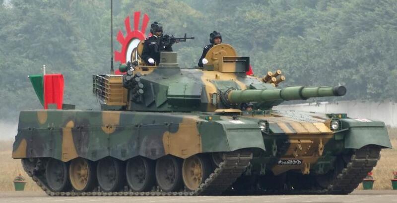巴铁捷报频传:拿到中国VT4后 印军坦克的噩梦来了