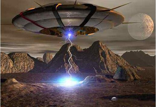 中国三大UFO事件之一,黄延秋与外星人的三次亲密接触