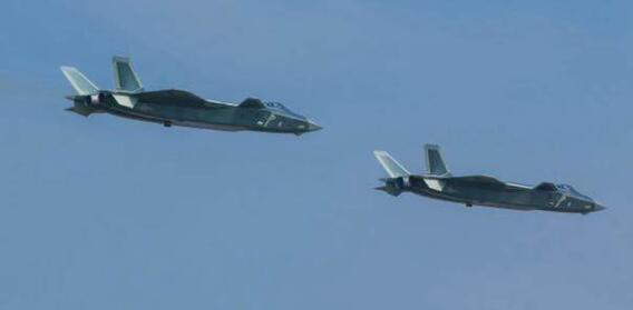 绿媒惊呼:歼20进驻衢州 短时间就能出现在台湾上空!