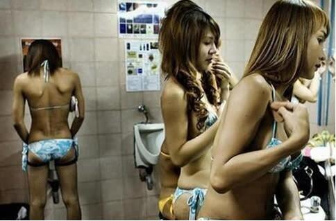 揭秘泰国人妖变性全过程,逐图详解震惊你的眼球!