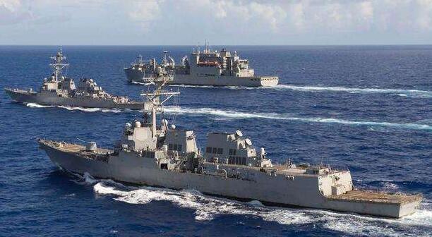 南海局势有变数外交部正式警告美国:不要轻举妄动!