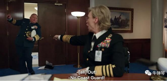 """远超好莱坞大片!美军""""群龙无首""""大佬几乎都被隔离了"""
