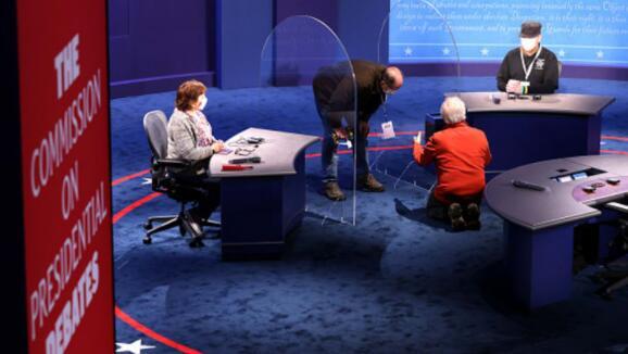 疫情肆虐 美副总统辩论竟这样开场,细思极恐!