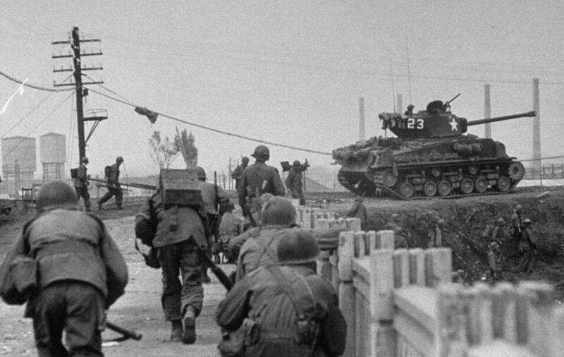 美军战史档案:朝鲜战争,美军损失高达77万人
