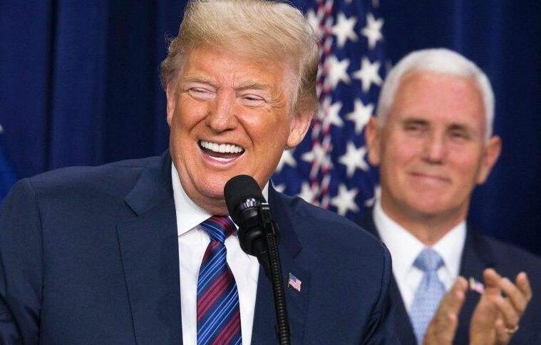 """美前高官:特朗普将输掉对华新冷战 释放""""屈服""""信号"""