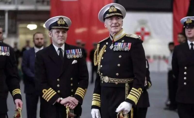 口无遮拦?英国炮制中国海军会沿北极航线抵英!
