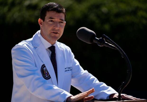"""白宫医生称特朗普""""已完成治疗"""",但没透露转阴日期!"""