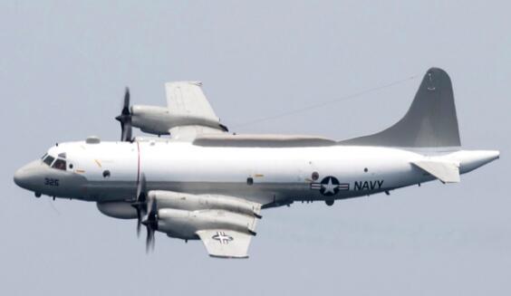 最霸气的回应:美侦察机盘旋台西南空域 解放军也同时现身