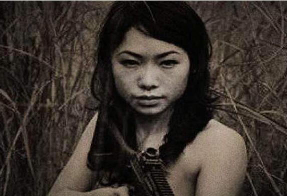 被美军用变态药剂折磨的越南女兵,结局有多悲惨