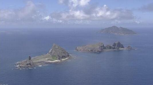 突发!日本测试美制无人机与钓鱼岛问题有很大关系