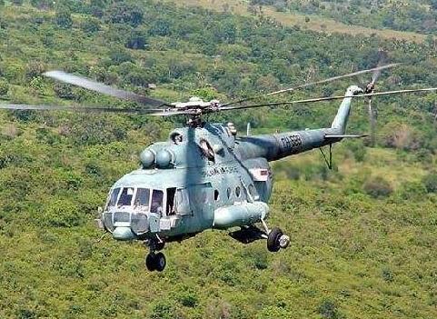 死伤惨重!两架军用直升机空中相撞,人员全部遇难