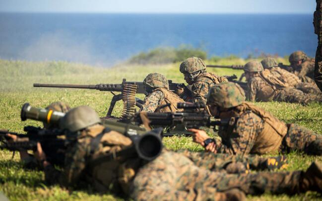 美学者:如果美国重新在台驻军 可能导致中美断交