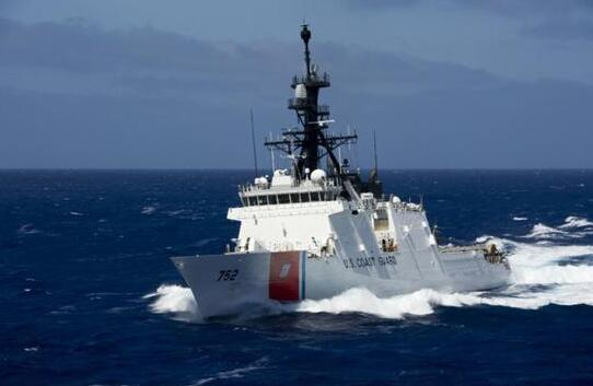 胡作非为!美海岸警卫队将向西太增兵 竟称中国