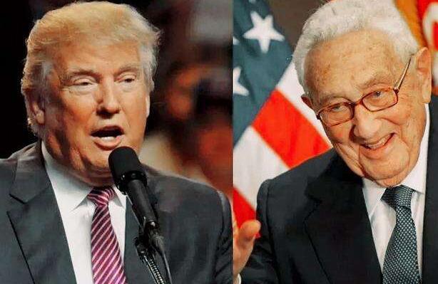基辛格警告美国下任总统:恢复中美对话 否则军事冲突可能性极大