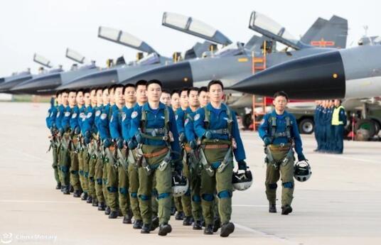 美军高官:中国空军是美空军10年内最大对手,远超俄罗斯!