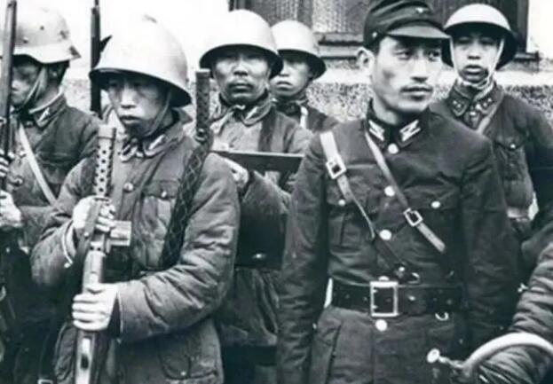 抗日战争中,伪军数量多达上百万人,其武器装备从何而来?