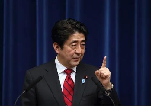 英智库呼吁投入军力应对中国 安倍竟插嘴称:强烈赞同!