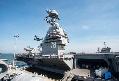 美海军坚持扩军对抗中国 国防部:把戏虽旧其心险恶
