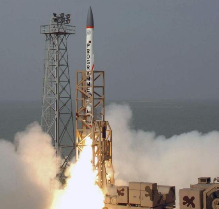 印度突然试射布拉莫斯导弹 此举对解放军威胁颇大!