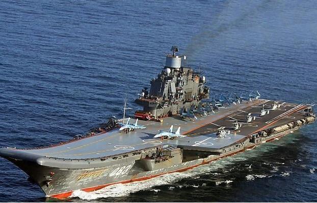 重振旗鼓!俄罗斯对计划让库兹涅佐夫号脱胎换骨