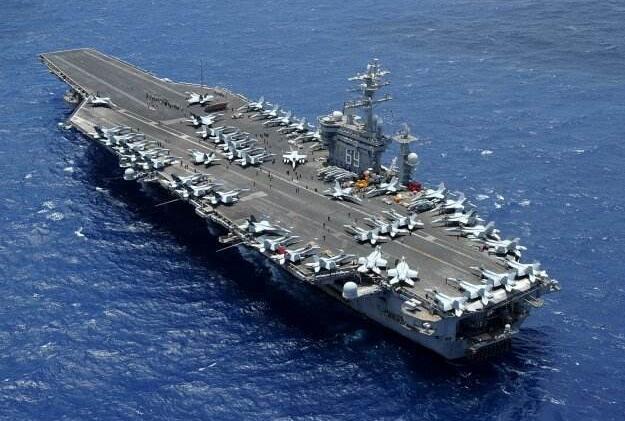 回归正常?艾森豪威尔号航母重启,奔赴中东执勤!