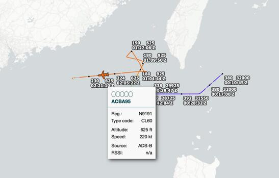 美军机再次现身台海,竟超低空飞行恶意挑衅!