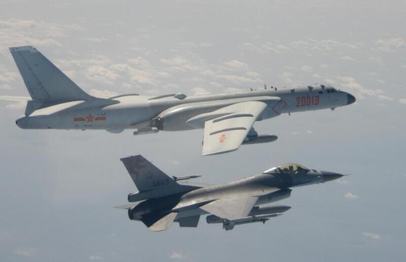台媒惊呼:美军EP-3与解放军运-8G在台西南空域擦肩而过