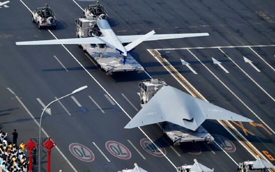 """美媒:中国隐身无人机大获成功 美军该机型却""""难产""""了"""