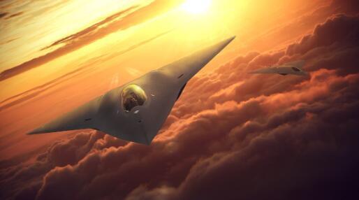 美国空军上将直言:六代机进度或落后中国