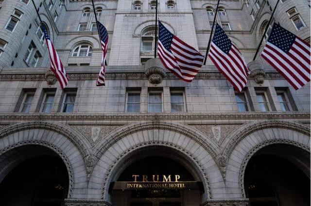 特朗普又被抛弃了,奢华旅行社将其酒店拒之门外