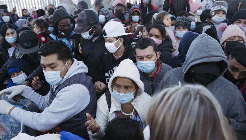 美国镇长束手无策!大量非法移民涌入后苦不堪言