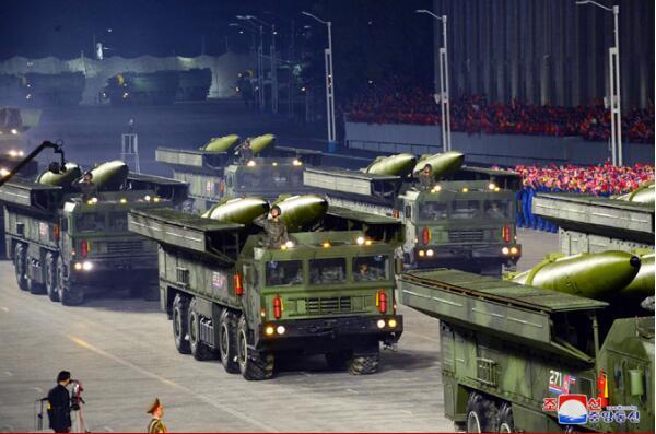 日韩称:朝鲜今日可能发射弹道导弹