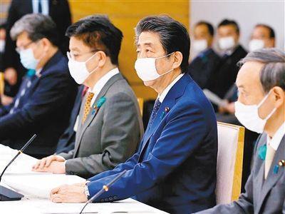安倍突然复出称:日本和亚洲已成中美对立最前线