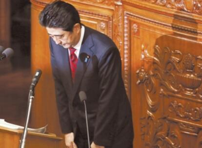 日本真实野心暴露了! 安倍的变化一目了然