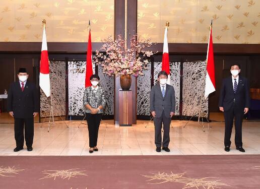警惕!日本和印尼加强军事合作为针对中国!