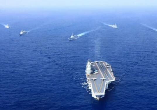 中国航母的最新动向,这三点让国人振奋!