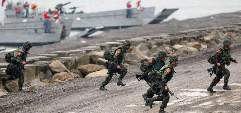 """因疫情管控,""""汉光""""军演将连续两年无美军观摩"""