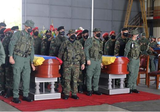 委内瑞拉与哥伦比亚边境冲突持续!出现人员伤亡